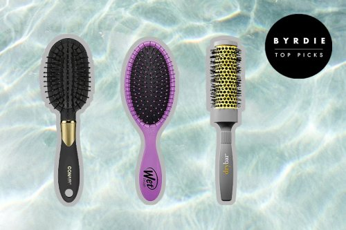 These Are the 13 Best Hair Brushes for Your Hair Type