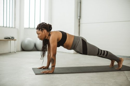 Plank Jacks: What They Are and How to Perform Them