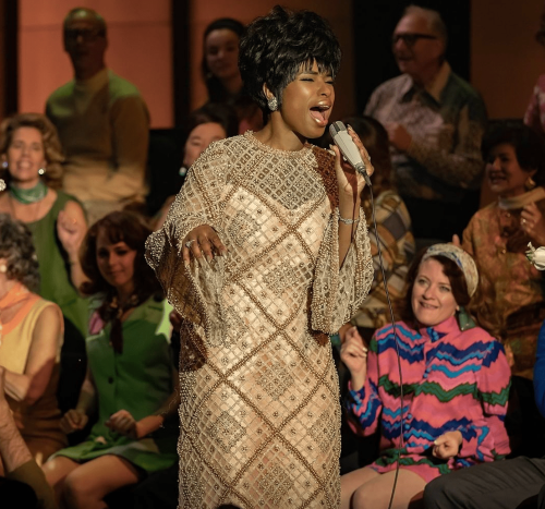 How Jennifer Hudson's Makeup In Respect Captured the Queen of Soul, Aretha Franklin