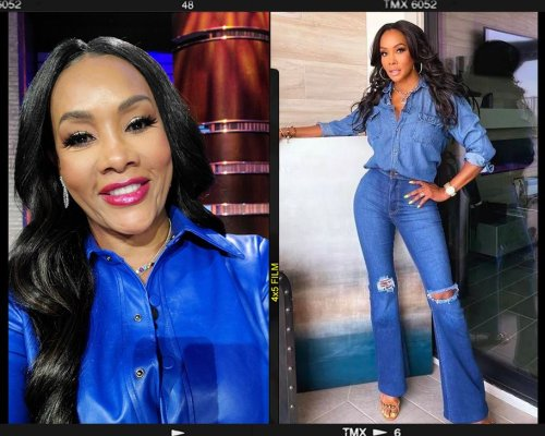 """Vivica A. Fox on Humidifying and Her """"Fountain of Youth"""" Beauty Treatment"""