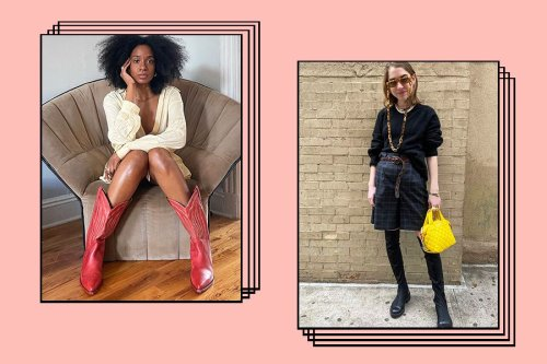 The Best Tall Boots to Transition from Summer to Fall