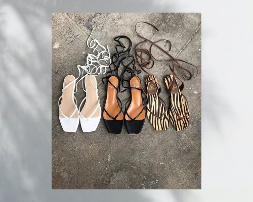 The Best Summer Flats for Staying Stylish in the Heat