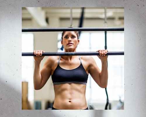 Chin-Ups Are a Challenge—Here's How to Do Them