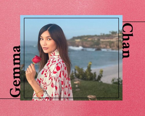 Gemma Chan on How to Be a Better Ally and Skincare as Self-Care