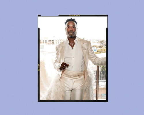 """Billy Porter On His Role in """"Cinderella"""" and Why Decluttering Is Self-Care"""