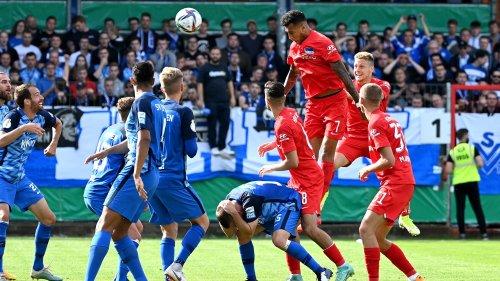 Liveticker: Preußen Münster – Hertha BSC