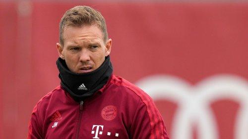 Bayern-Trainer Nagelsmann hat Corona