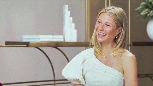 Gwyneth Paltrow betreibt Dildo-Shop – das hält ihr Sohn (15) davon