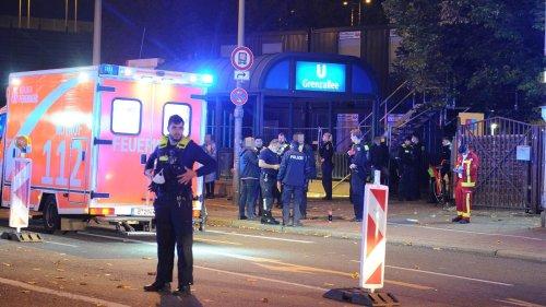 Verletzte nach Streit an U-Bahnhof Grenzallee in Neukölln
