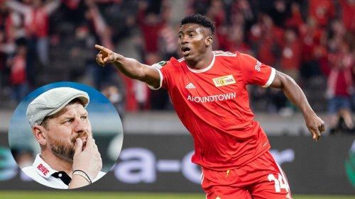 Ex-Unioner Steffen Baumgart macht den Awoniyi-Check