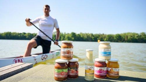 Kanu-Star verkauft Bio-Essen – Olympiasieger Brendel und sein neues Sixpack