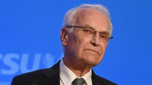 Ex-Ministerpräsident Stoiber mit Corona infiziert – leichte Symptome