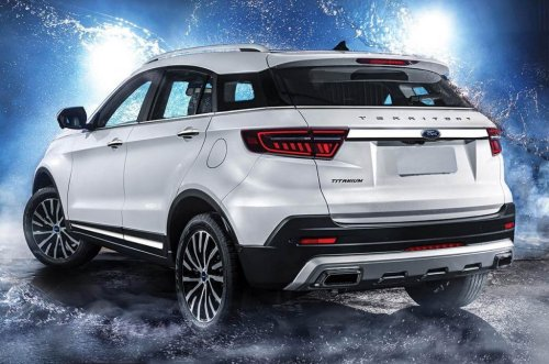 Ford C-SUV could be based on Territory crossover