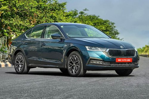 All New Skoda Octavia launched at Rs. 25.99 lakh