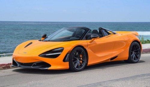 McLaren India Price List revealed