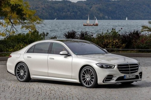 Mercedes Benz S Class India launch on June 17