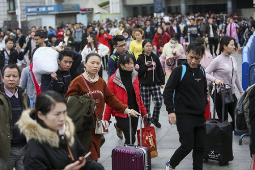China's Latest Census Shows Foreigners Flocking to the Sleepy Southwest