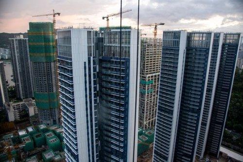 China's Debt-Laden Developers Get Over Repayment Hump