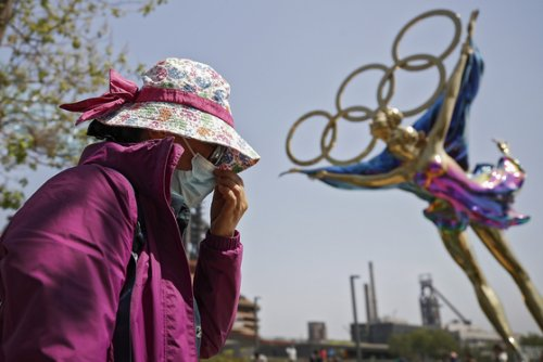 China's President Xi Tells IOC the Winter Olympics Will Proceed as Planned