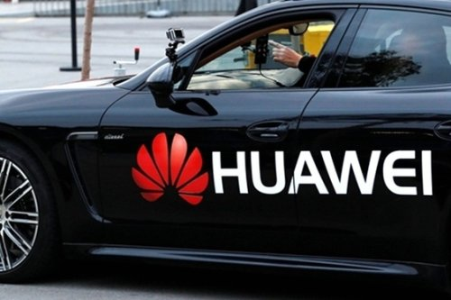 First Car Equipped With Huawei Self-Driving System Goes on Sale