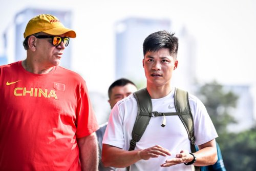 Foreign Coaches Give China's Olympians a Leg Up in Sports Once Dominated by the West