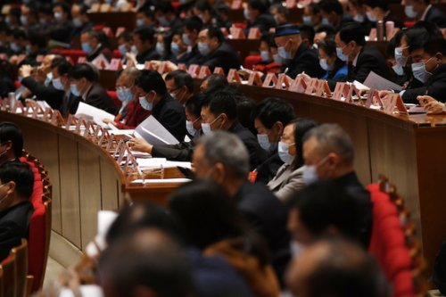 Leadership Reshuffles Unfold in Chinese Provinces