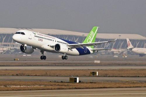 China Eastern Places 1st Formal Order for Homegrown C919 Jetliner