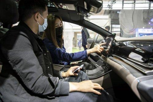Huawei to Invest $1 Billion on Car Tech It Says Surpasses Tesla