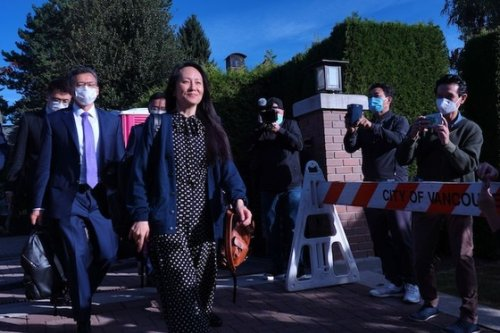 Huawei CFO Freed by Judge, Ending Two-Year Extradition Case