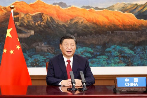 Xi Says China Will Not Build New Coal-Fired Power Plants Abroad