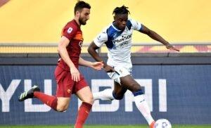 Pagelle Roma Atalanta: TOP e FLOP del match VOTI dopo il primo tempo
