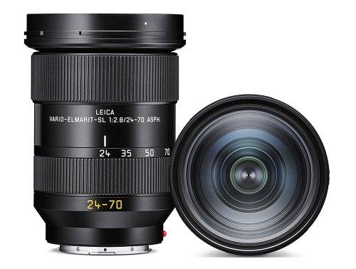 Leica presenta il Vario-Elmarit-SL 24-70mm F2.8 ASPH
