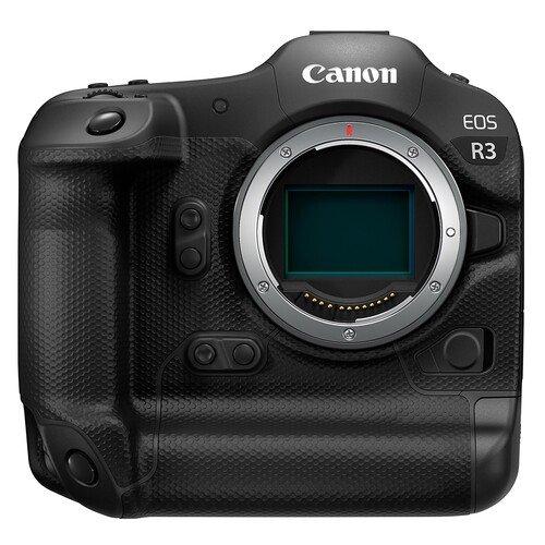 Size Comparison: Canon EOS R3 vs EOS R5, 1D X Mark III, Nikon D6, E-M1X, GFX 100, Sony a1