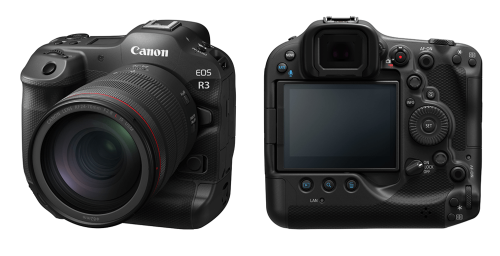 More Canon EOS R3 Details Revealed