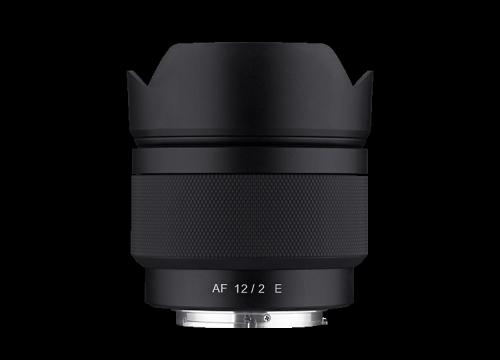 Samyang AF 12mm f/2.0 APS-C E-Mount Lens Officially Announced