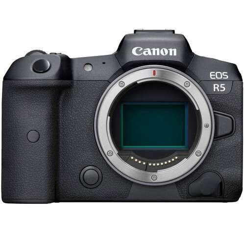 Canon EOS R5 in Stock & Availability Tracker