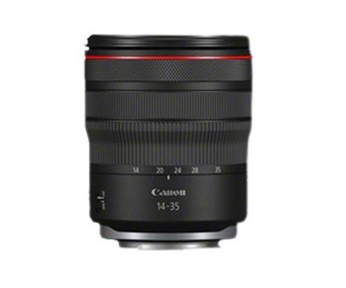 First Image of Canon RF 14-35mm f/4L IS USM Lens