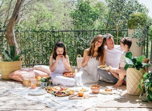 Sunny Days Ahead! A Mother's Day Picnic to Celebrate Spring