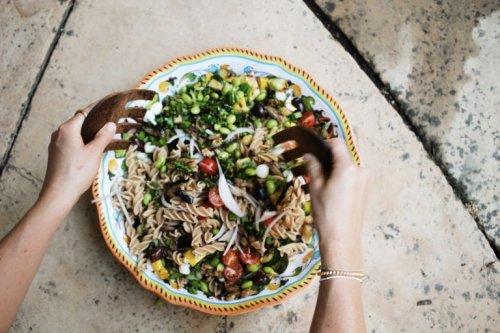No Lie, You'll Be Making This Summer Pasta Salad Recipe All Season Long
