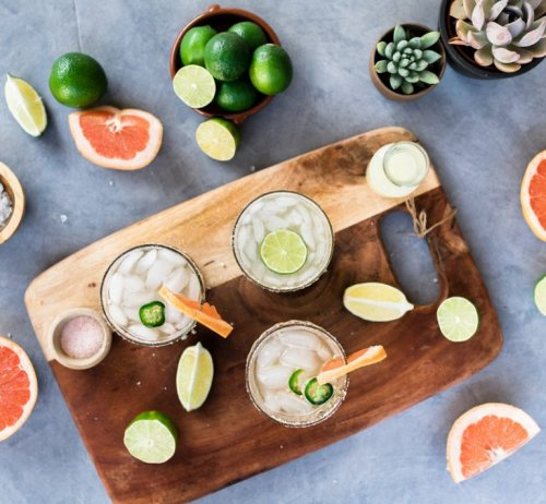 These Delicious Summer Cocktails Call for Only Two Ingredients Each