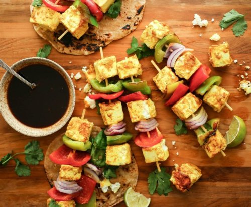 Paneer Tikka Kebabs Are the Vegetarian Dish Your Summer Barbecue Needs