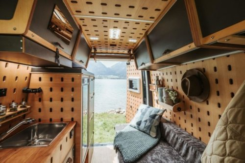 NEWS | Van Life Dreams Come True As Cargo Clips Design The Ultimate Campervan Conversions