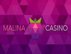 €95 free casino chip at Malina Casino