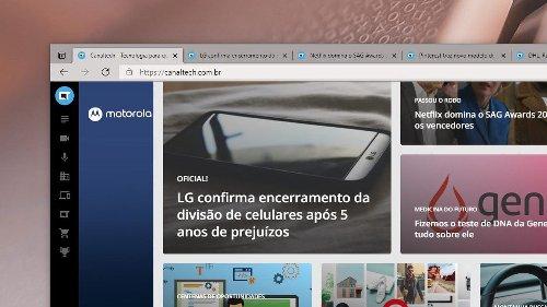 Você sabe qual foi o 1º navegador da web com abas da história?