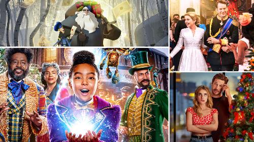 Os 10 melhores filmes de Natal originais da Netflix
