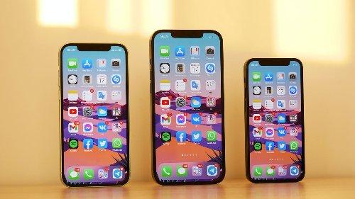 Top 10 de janeiro evidencia vendas fracas do iPhone 12 Mini