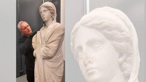 Ancient Greeks are finally coming to Canberra