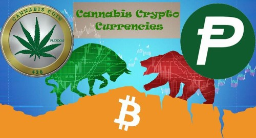 Top 5 Cryptocurrencies Supporting Cannabis Operations - Cannabis Listings