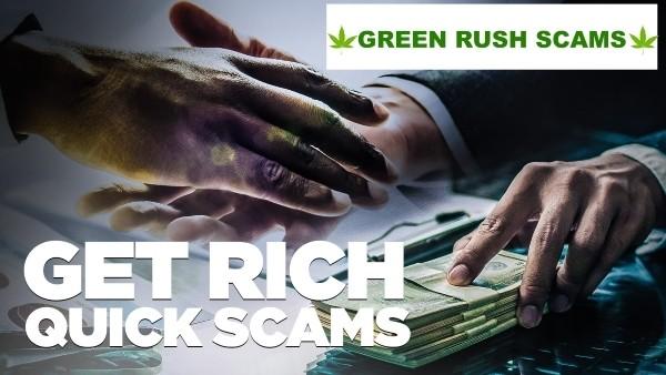 Green Rush: Beware of Scams! - Cannabis Listings