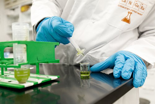 Vancouver's Langara College receives five-year grants to research cannabis - CannCentral